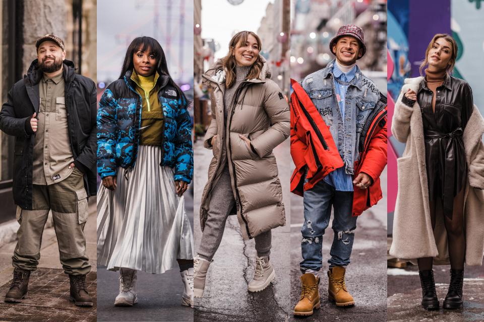 Le centre-ville, le carrefour de la mode pour tous les styles