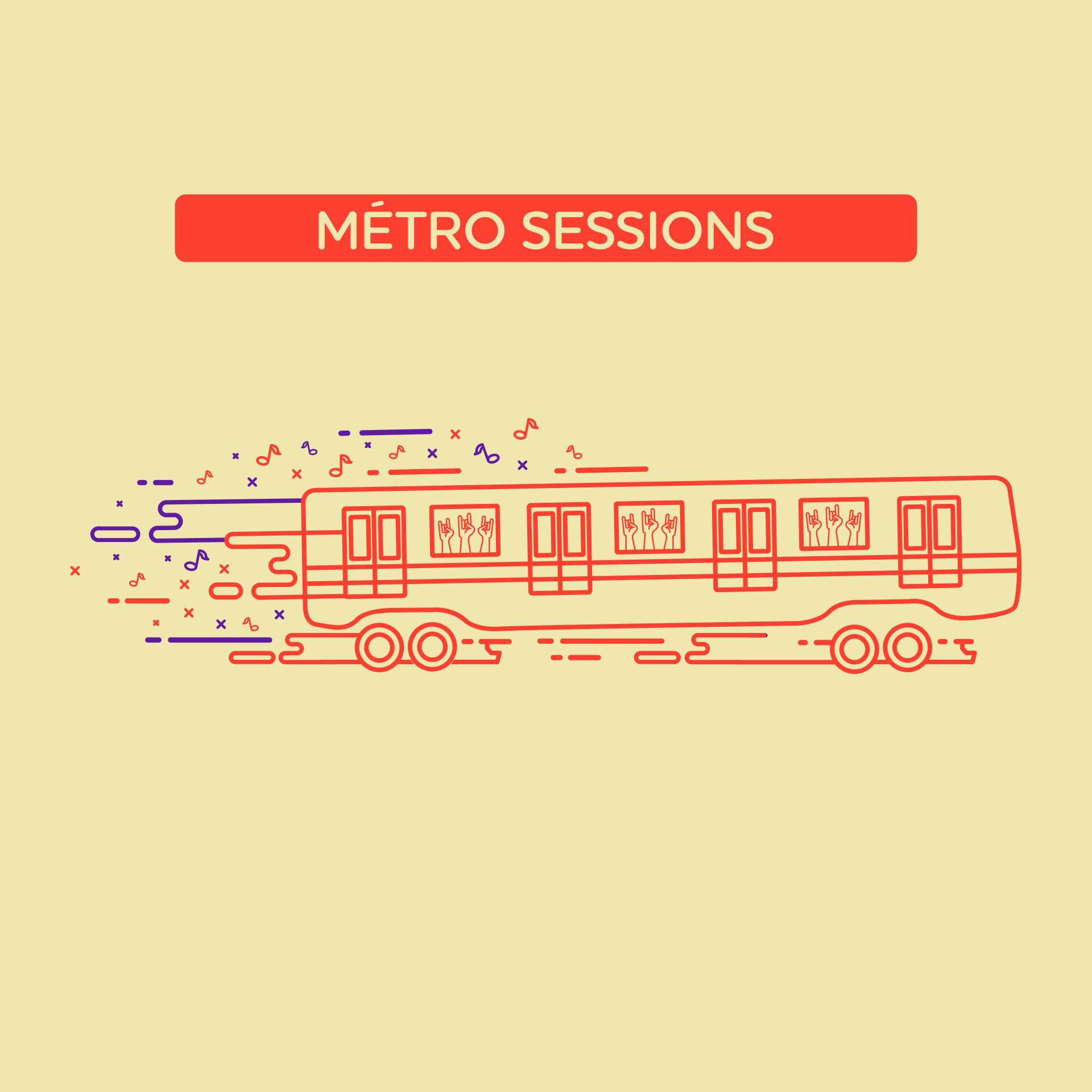 Métro Sessions
