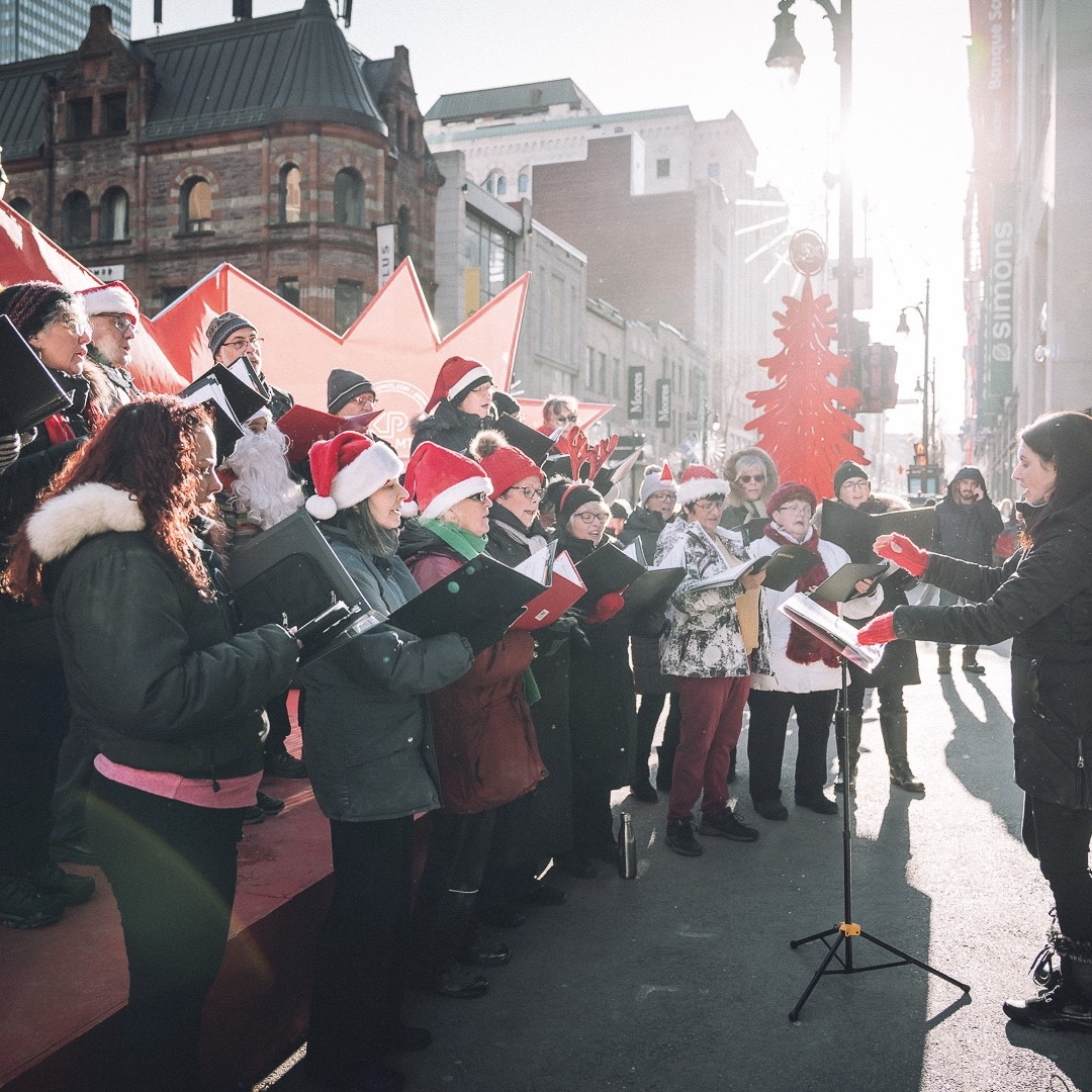 XP_MTL presents Holidays Choirs