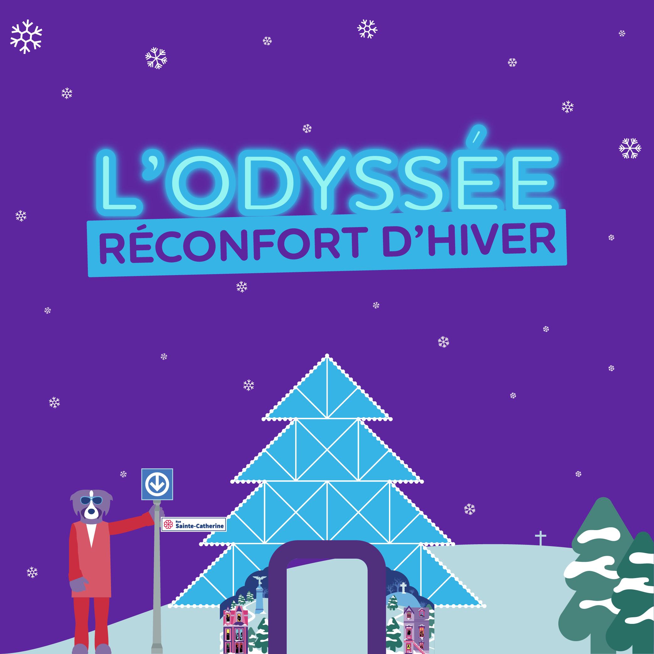 L'Odyssée, le grand réconfort d'hiver