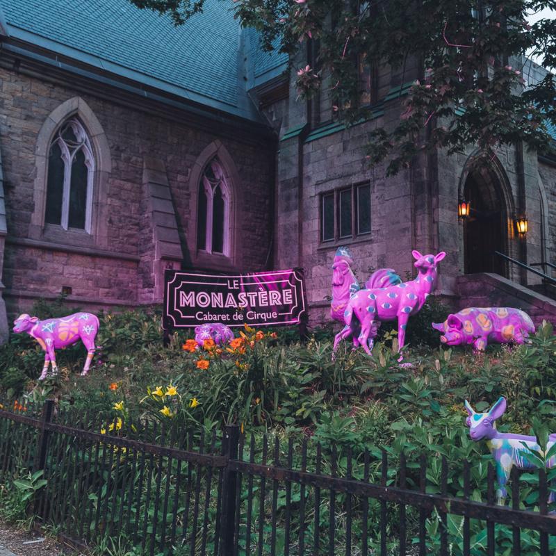 La faune urbaine – Parcours Artsy